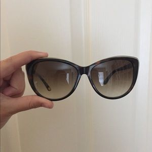 Juicy Couture Cat Eye Sunglasses!